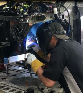 collision repairs greensboro nc
